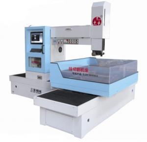 China Medium speed CNC wire cutting EDM machine -DK7780CB factory