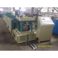 Buy cheap Glazed Tile Roll Forming Machine Cr12 Mould Steel Rollers With 5.5KW from Wholesalers