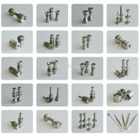 Quality universal domeless titanium nails wholesale