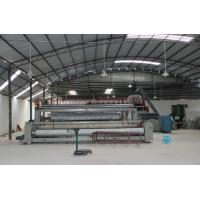 China LDPE/HDPE Geomembrane Film with Geotextile compound Production Line factory