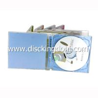 China Wholesale CD/DVD cases no hub digital printing on sale