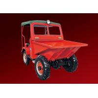 Buy cheap mini construction dumper truck tipper lorry export africa from Wholesalers