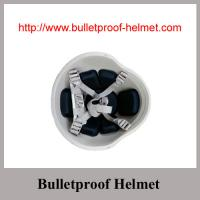 Buy cheap Wholesale Competitive China NIJ IIIA Ballistic Helmet with Different Suspension from Wholesalers