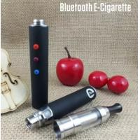 Buy cheap 510 Thread Bluetooth Electronic Cigs Huge Vapor Atomizer Silicone Holder from Wholesalers
