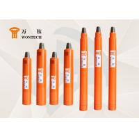 Buy cheap Tungsten Carbide Low Air Consumption DTH Hammer For Thermal Boreholes from Wholesalers