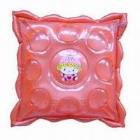 China Inflatable Pillow, Made of PVC, Customized Sizes are Welcome factory