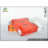 Buy cheap Custom Cardboard Gift Boxes Full Color Printed Non Leakage For Medicine Products from Wholesalers