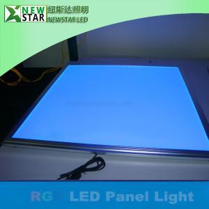 16w 600x300mm Full Color Hot Sales DMX LED Panel lights