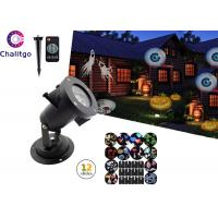 Buy cheap 4W Decorative Projector Lights 12 Pattern For Xmas Birthday Party Black from Wholesalers