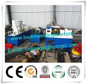 China Steel Rod Threading Machine And Necking Machine CNC Drilling Machine For Metal Sheet factory