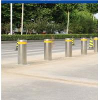 China Stable Operation Traffic Hydraulic Road Blocker Lifting Column Adjustable Rise Time factory