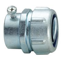 China Anticorrosive Electrical Conduit Pipe Connectors Electrical Conduit Parts Firm Structure factory