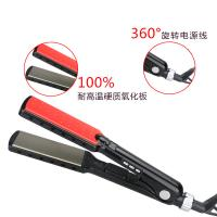 China Wholesale Titanium Hair Straightener Straightening Irons Flat Iron US EU Plug on sale
