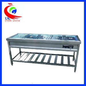 Buy cheap Restaurant Kitchen Buffet Restaurant Equipment Shop Warmer Showcase from Wholesalers