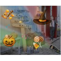 Buy cheap 2000mAh Halloween Light Projector , 12 Pattern Music Playing Holiday House Projector from Wholesalers