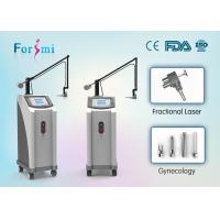China Best price high engery fractional co2 laser treatment for acne scars removal on sale