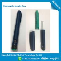 Buy cheap Professional Diabetes Insulin Injection Pen Disposable For Insulin Administration from Wholesalers