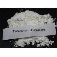 Buy cheap Raw Steroids Powder Oral Testosterone Undecanoate CAS 5949-44-0 For Budybuilding from Wholesalers