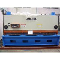 Mild Steel Hydraulic Guillotine Shearing Machine QC11Y-25X2500
