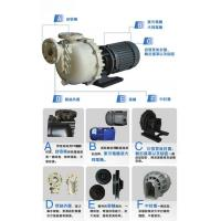 China KB Series Horizontal  Acid Alkali Resistance Centrifugal  self-priming Pump on sale