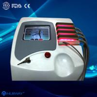 Buy cheap Effective diode laser lipo laser slimming machine, lipolaser device from Wholesalers