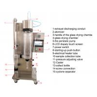 China Vacuum Small Laboratory Scale Spray Dryer For Milk And Coffee on sale