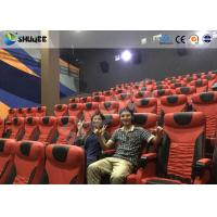 China 4D Cinema Equipment ,4D Theater System factory