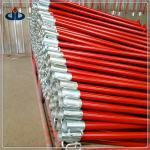 Buy cheap China steel adjustable prop wholesale Adjustable Construction Props Adjustable Prop System Wholesale Adjustable Prop from Wholesalers