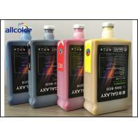 China Eco Solvent Based Printing Inks , Original Galaxy DX5 Eco Solvent Printer Ink factory