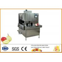Buy cheap 500kg/h Apple Pear Dried Fruit Production Line 1200/H Peeled Core Machine from Wholesalers