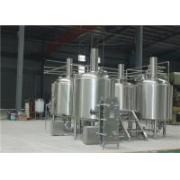 China 3BBL Craft Beer Brewing Equipment factory