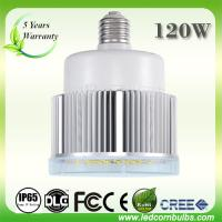Buy cheap E26/E39 120W LED High Bay Lamp 85-277V universal working voltage, 100,000 hours LED life. from Wholesalers