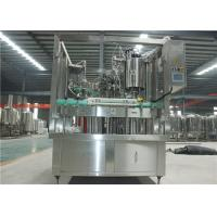 China Beer Glass Bottling Machine Automatic Beer Bottle Filling Machine Easy Operating With High Efficiency factory
