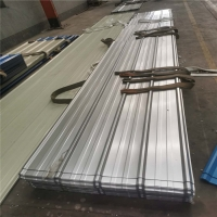 China 900mm type 0.4mm nanometer corrugated roof steel sheet for factory factory