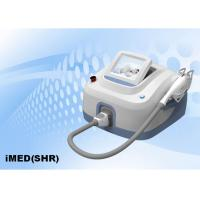Buy cheap Elos IPL RF Fractional Laser Hair Removal Machines , Portable E Light Beauty Machine from Wholesalers