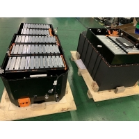 China 137.9Kwh NMC Electric Truck Batteries with UL certificate for IKEA Electric delivery truck factory