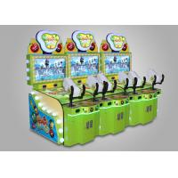 Buy cheap Simulating Fruit Concept Commercial Arcade Shooting Machine 37 inch Monitor from Wholesalers