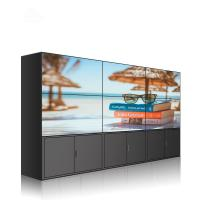China Panel Mount 4k Video Screen , 3x3 Video Wall With Led Backlit Technology factory