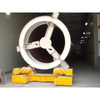 Buy cheap Conventional Welding Rigid Pipe Stands , Wheeled Motorized Pipe Rollers for from wholesalers