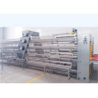 China Hot Galvanized Layer Poultry Farming Equipment / A Type Layer Cages factory