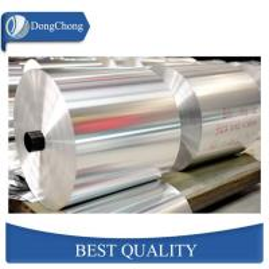 China Professional Custom Aluminum Foil / 18 Micron Industrial Grade Aluminum Foil factory