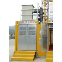 Buy cheap Rack And Pinion Construction Material Hoist Length Mast Section 1.508M from Wholesalers