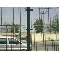 Buy cheap Galvanized & epoxy coated Wire mesh fence from Wholesalers