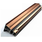 Buy cheap U Shaped Aluminium Profile ,  Mechanically Polished Aluminium Corner Profile Joint from Wholesalers
