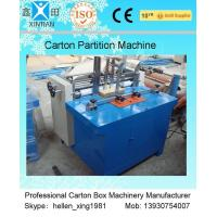 Buy cheap Carton Flexo Printing Slotting Machine Of Corrugated Paperboard Producing Machine from Wholesalers