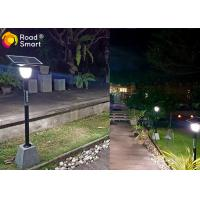 Buy cheap Modern Design Solar Powered Outdoor Street Lights , All In One Garden Light 500-550lm from Wholesalers