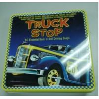 Buy cheap wholesale music cd tin box with hinge from Wholesalers