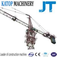 TC5010 tower crane with 4t load