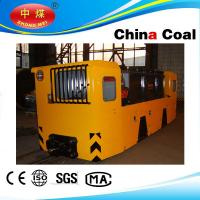 Buy cheap 3.5 Ton electric trolley mine locomotive from China Coal from Wholesalers