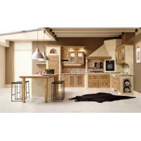Buy cheap 18mm MFC Borad Complete Kitchen Cabinets / Modern Kitchen Cabinets E1 from Wholesalers